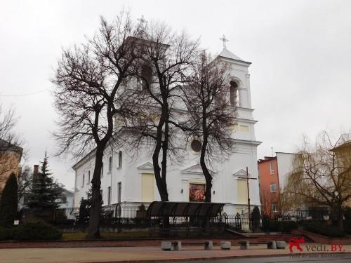 Brest kostel 1