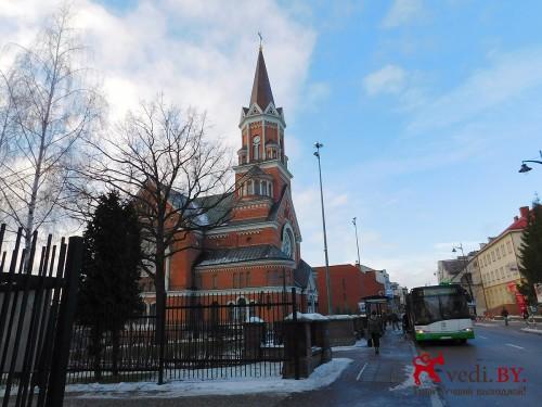 Belostok kostel Sv Vojceha1