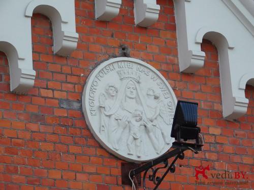 Belostok kostel Sv Vojceha 3