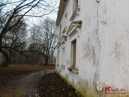 VEDI.BY: Малоизвестные достопримечательности Беларуси: усадьба Хрептовичей в Щорсах плюс Мурованка