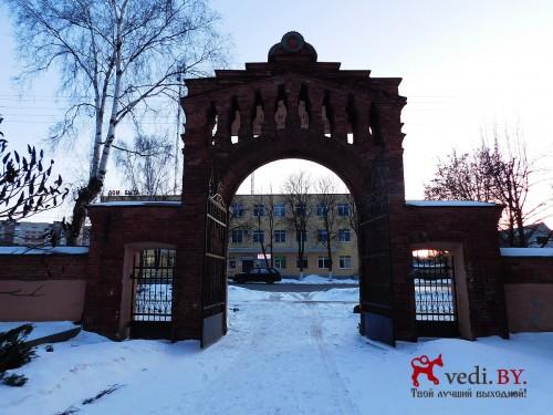 kostel Varvary 12