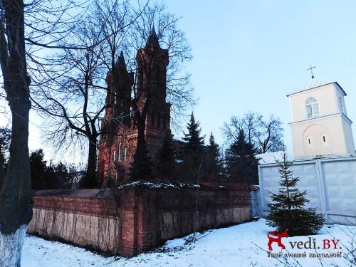kostel Varvary 13