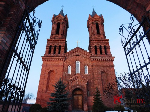 kostel Varvary 6