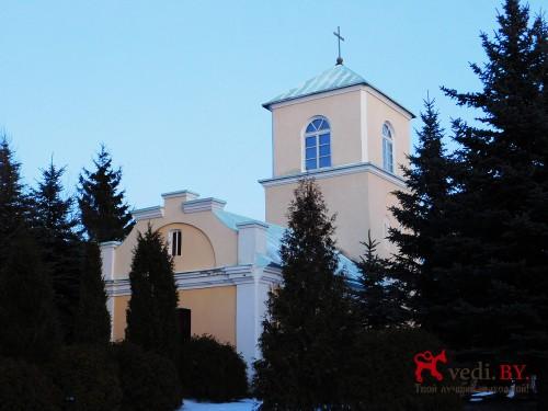kostel Varvary 8