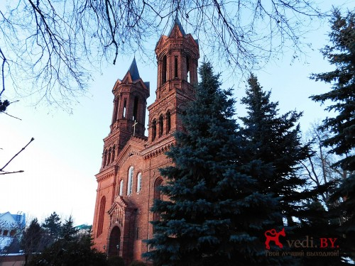 kostel Varvary 9