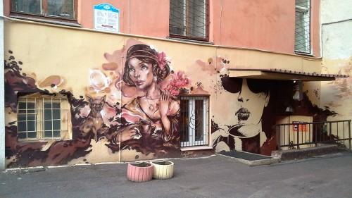 Minsk grafiti 2